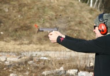 õpetan Sind tulistama