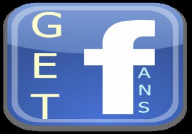 toon su Facebooki fännilehele 500 kvaliteetset profiiliga fänni