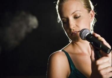 Ma õpetan laulmist