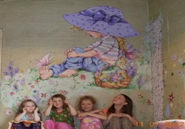 Ma teen näo-ja seinamaalinguid.Kutsu mind endale külla,kui koduseinad või sünnipäevakülaliste näod vajavad värvi juurde.