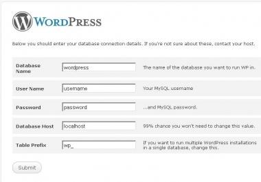 Ma paigaldan WordPressi või phpBB foorumi.