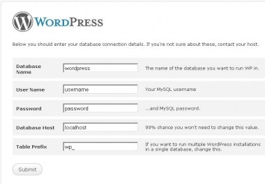 paigaldan WordPressi või phpBB foorumi.