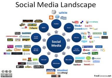 Ma jagan Sinu pakkumist 50 sotsiaalvõrgustikus iga päev 6 päeva järjest.