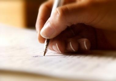 Ma kirjutan Sinu eest kirjandid! :)