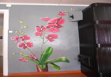 teen seinamaali