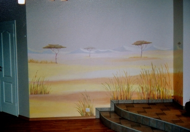 Ma maalin seintele