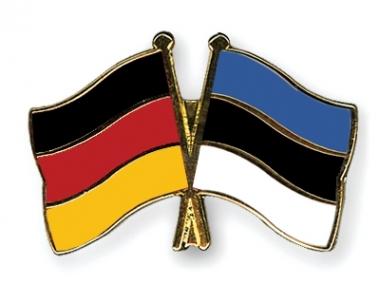 Ma tõlgin saksa keelest eesti keelde.