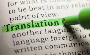 tõlgin inglise keelest eesti keelde ja vastupidi