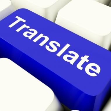 Ma tõlgin 1 lehekülje eesti keelest inglise keelde või vastupidi