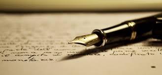 Ma kirjutan kirjandeid, loovtöid, esseesid