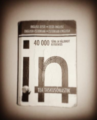 Ma Tõlgin iglise ja eesti keelt max 1000 sõna