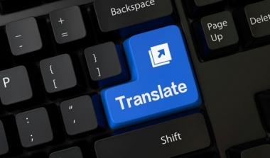 Ma tõlgin inglise-eesti või eesti-inglise