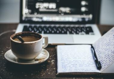 Ma kirjutan kirjandi järgmiseks päevaks (kiirtellimus)