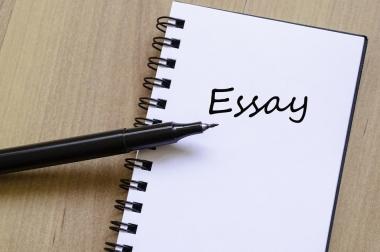 Ma kirjutan ingliskeelseid esseesid