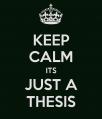 kirjutan lõputöid ja uurimistöid