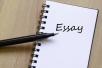 kirjutan ingliskeelseid esseesid